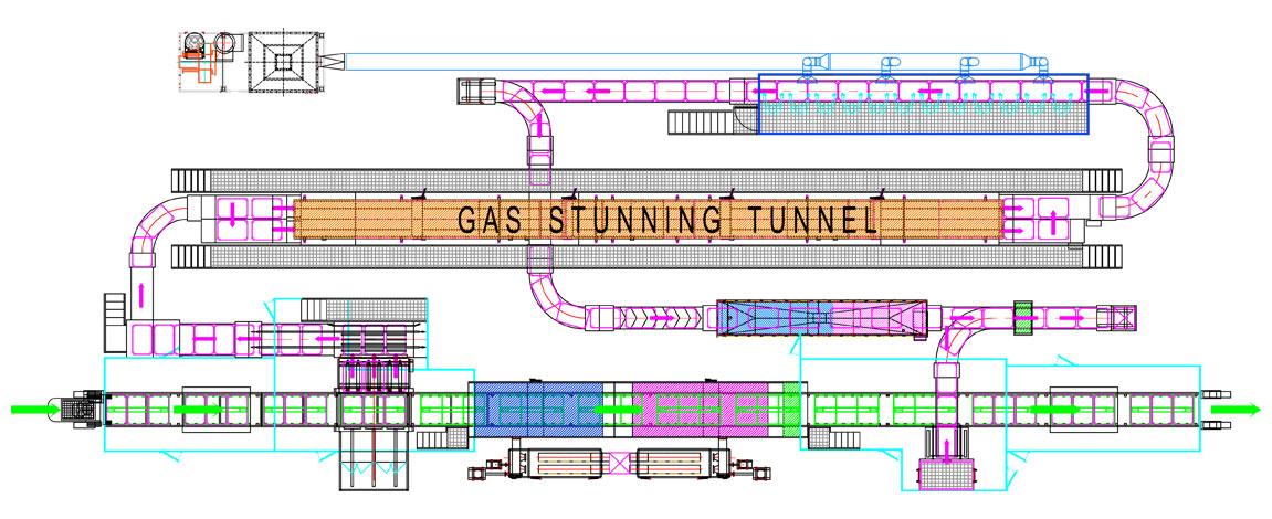 Gaz Tunning Tunnel